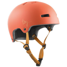 TSG Ivy Solid Color Helmet Women satin light papaya